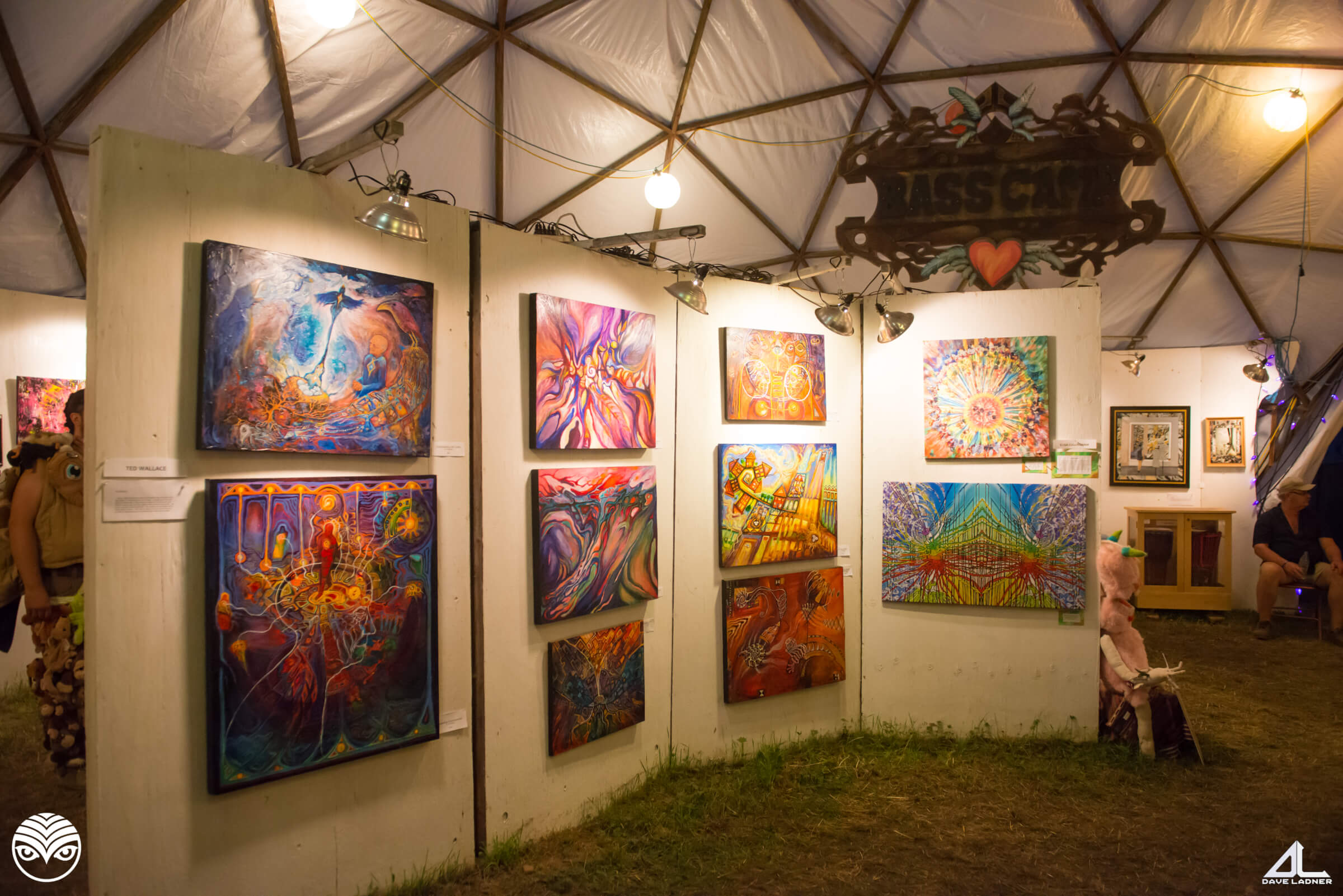BASScamp Art Gallery 2017