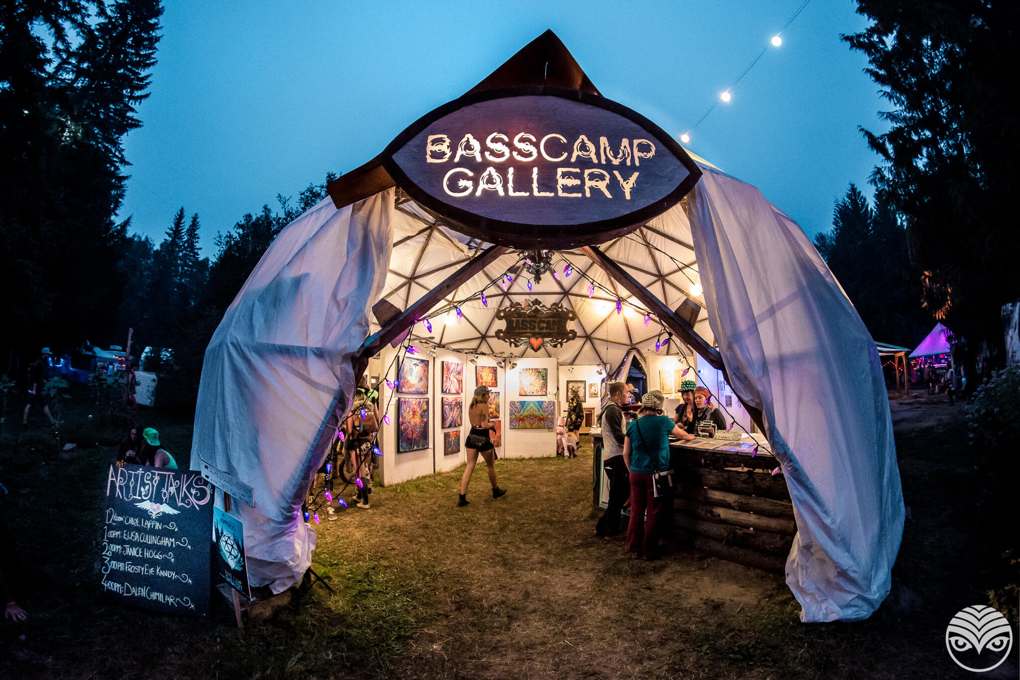 BASScamp Art Gallery
