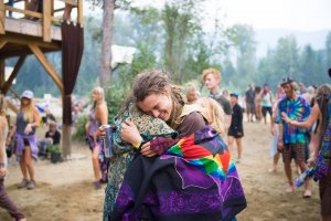 Finding Happiness at Shambhala